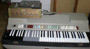 Le tastiere dei Pink Floyd 17