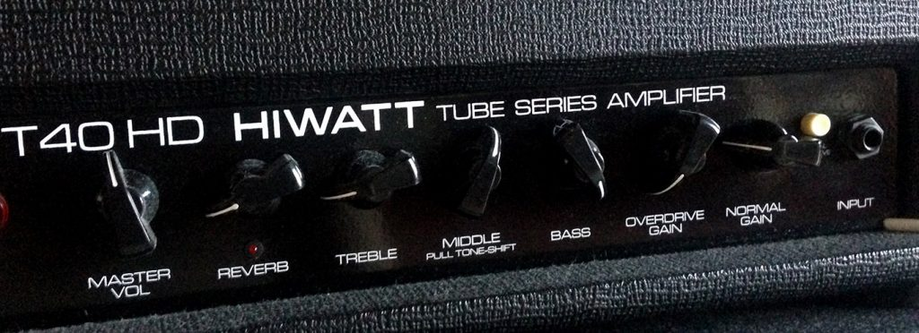 HIWATT gain volume