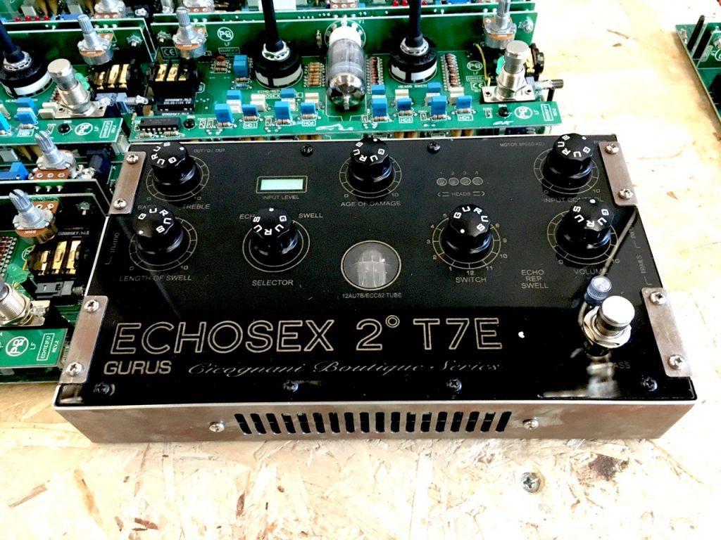 GURUS Echosex 2° T7E model 1