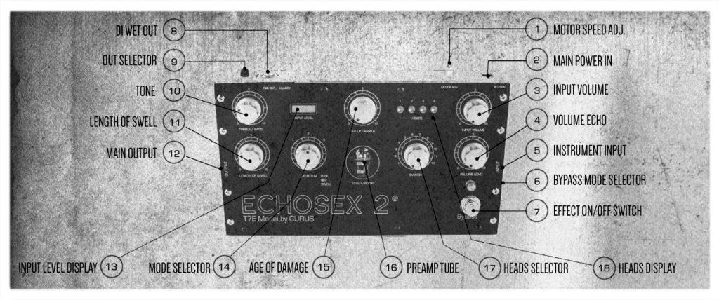GURUS Echosex 2° T7E model 3