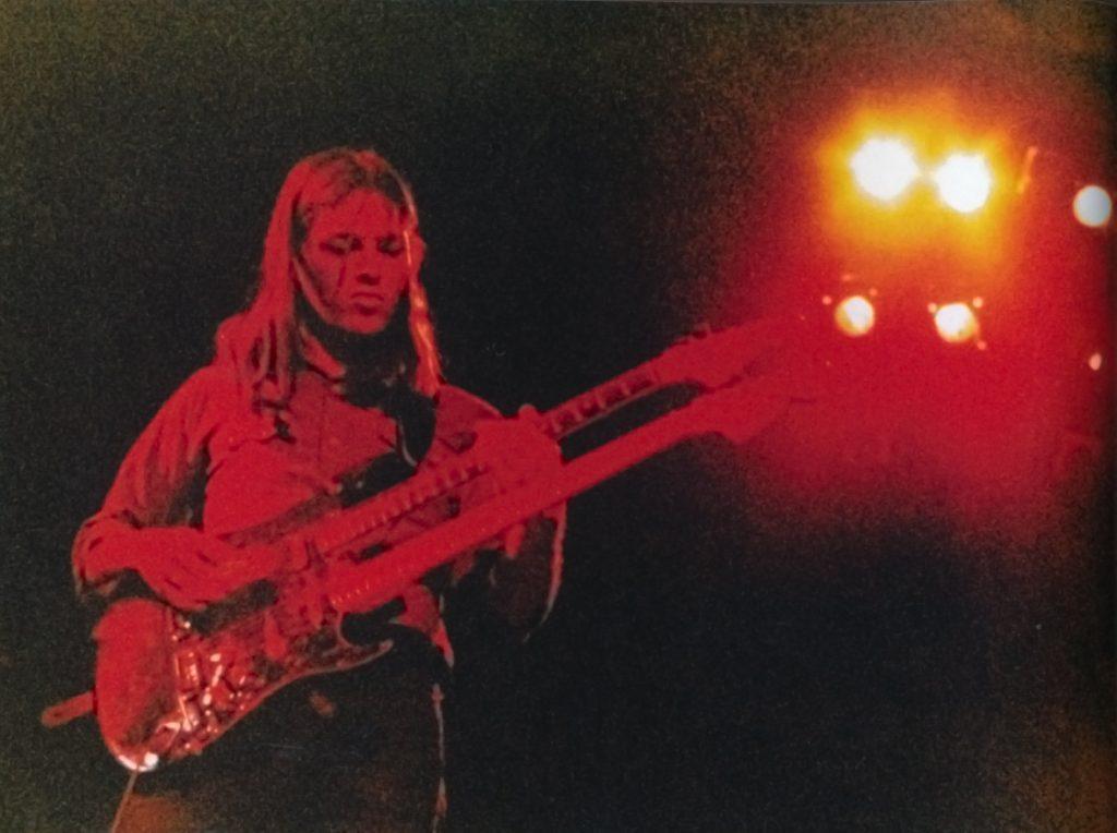 Gilmour Double Neck Stratocaster 1