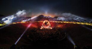 David Gilmour Live at Pompeii 1