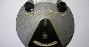 DALLAS ARBITER FUZZ FACE 4
