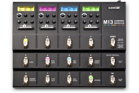 LINE6 M13