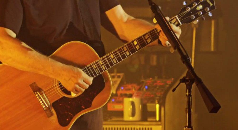 David Gilmour Live at Pompeii 10