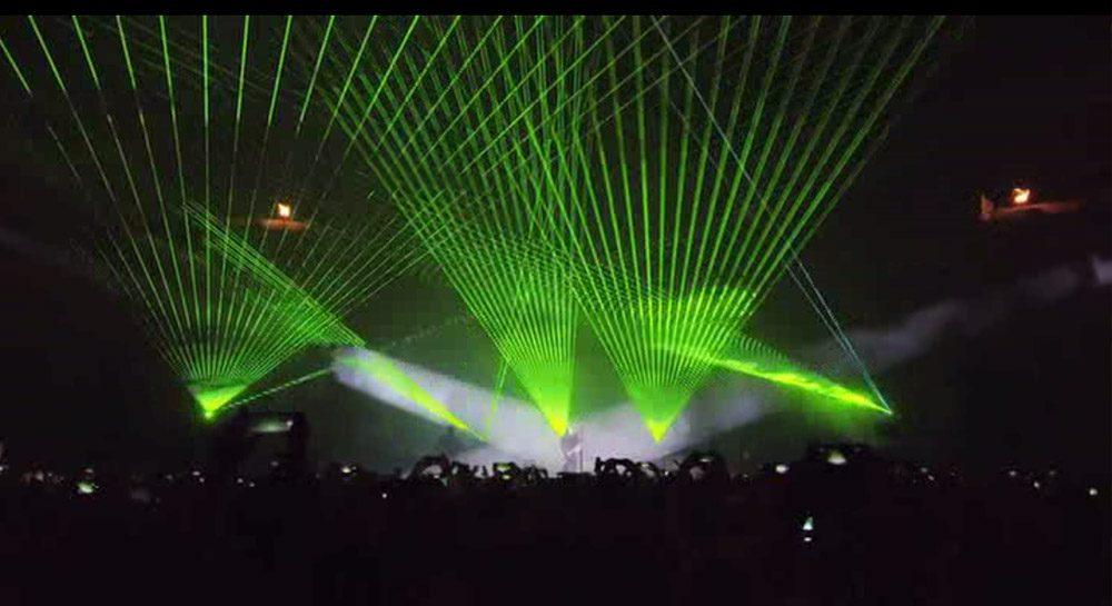 David Gilmour Live at Pompeii 14