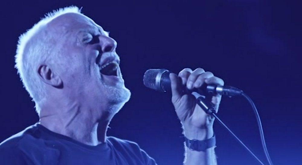 David Gilmour Live at Pompeii 5