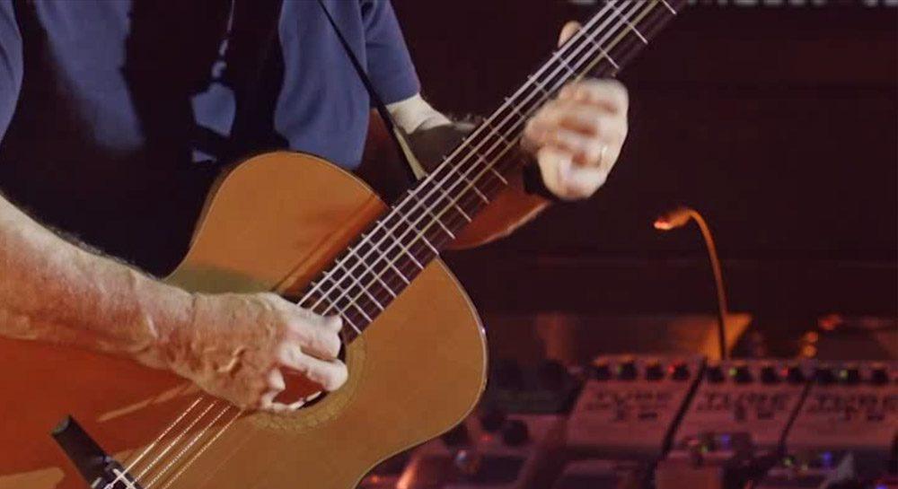 David Gilmour Live at Pompeii 7