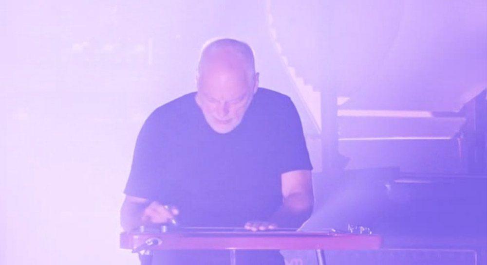 David Gilmour Live at Pompeii 9