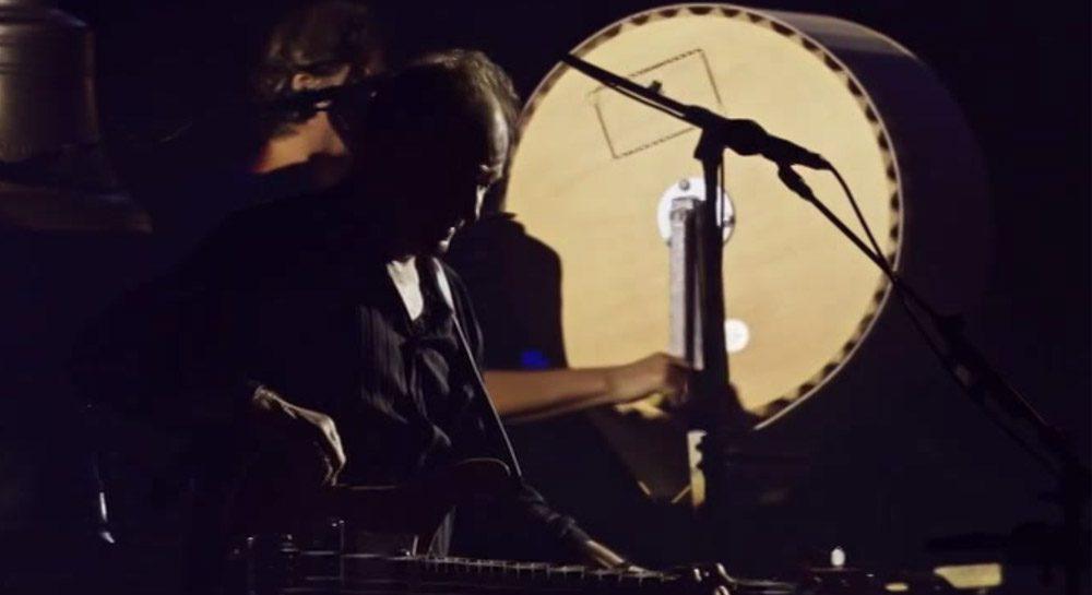 David Gilmour Live at Pompeii 8