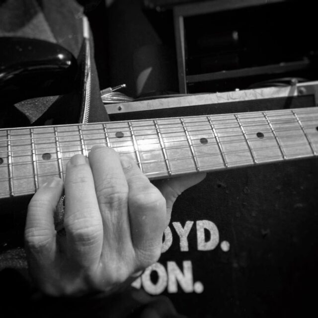 Rehearsal at home studio (in this strange and sad time) 🎸  #fender #fenderstratocaster #blackstrat #pinkfloyd #blackandwhite #analog